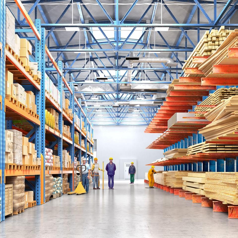 Industry / Warehouses